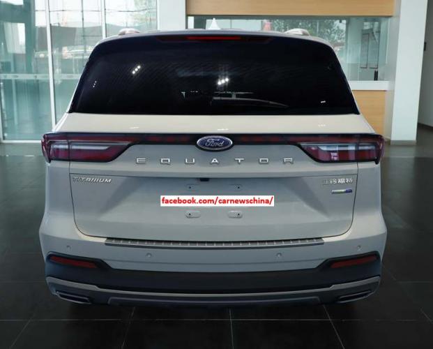 Ford Equator [carnewschina]