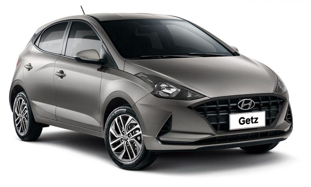 Hyundai HB20 Ediciíon Getz [divulgação]