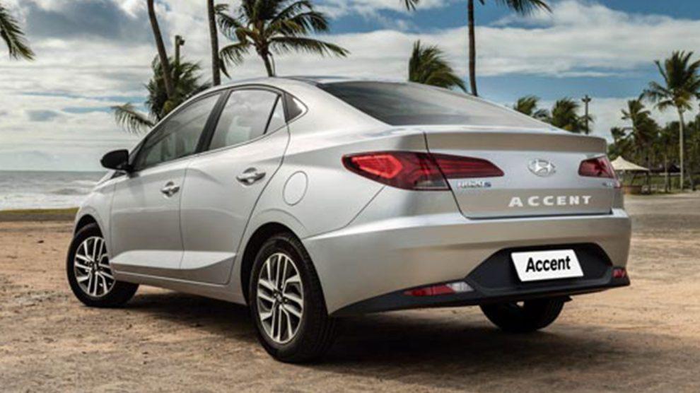 Hyundai HB20S Edicíon Accent [divulgação]