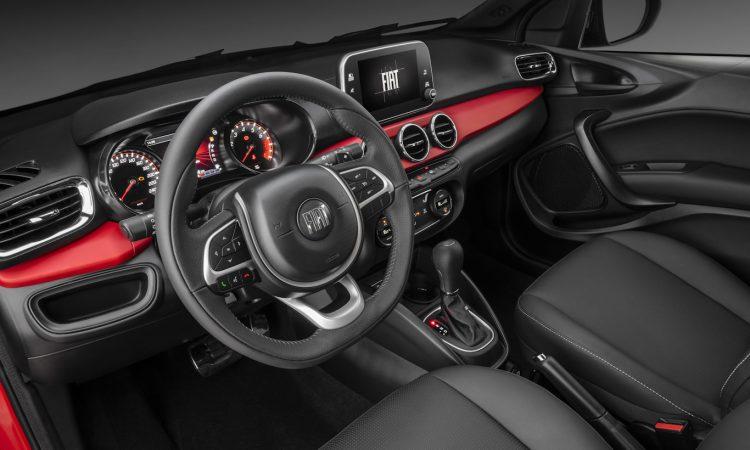 Fiat Argo HGT 2021 [divulgação]