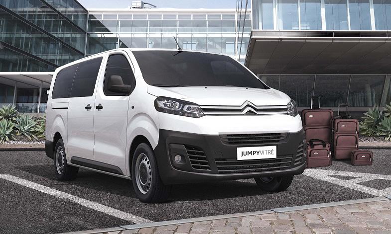 Citroën Jumpy e Peugeot Expert ganham versão que um dia a Volkswagen Kombi já teve [divulgação]