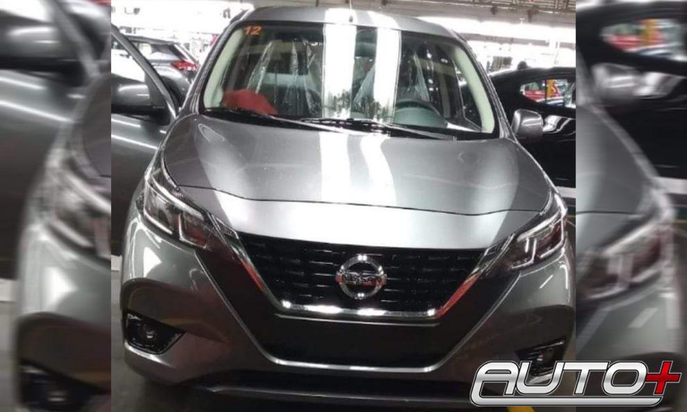 Nissan March 2021 [reprodução]