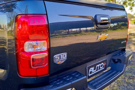 Chevrolet S10 High Country [Auto+]