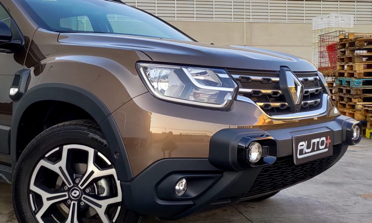 Renault Duster [Auto+]