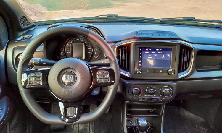 Fiat Strada Freedom Cabine Dupla [Auto+ / João Brigato]