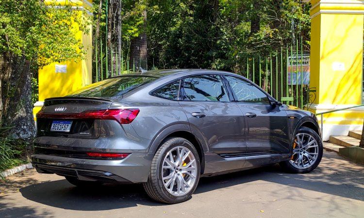 Audi e-tron Sportback [Auto+]