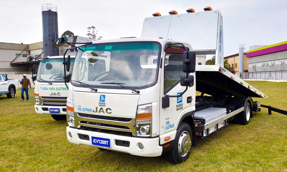JAC iEV1200T [divulgação]