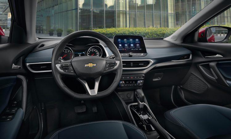 Chevrolet Tracker Premier 1.0 [divulgação]