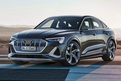 Audi e-tron Sportback S [divulgação]