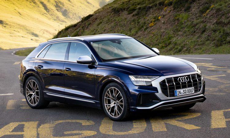 Audi SQ8 [divulgação]