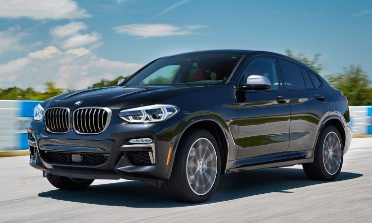 BMW X4 M40i [divulgação]