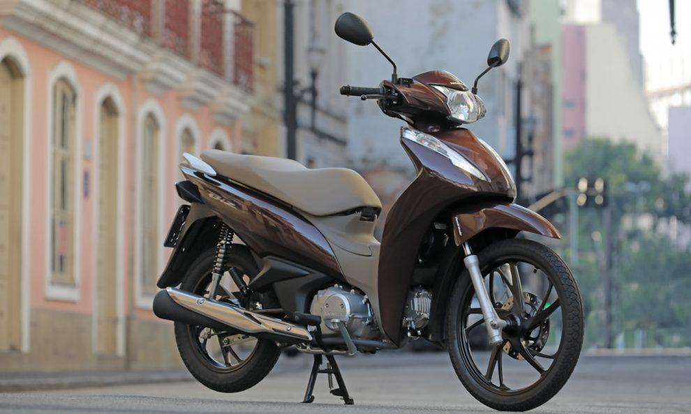 Honda Biz 125 2021 [divulgação]