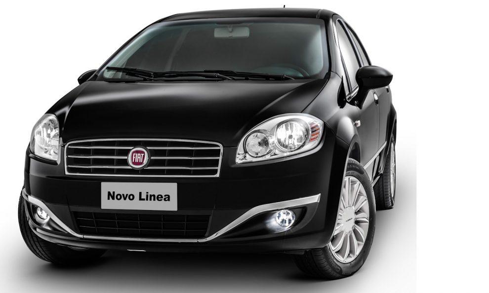 Fiat Linea [divulgação]