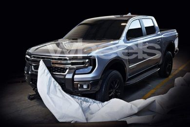 Ford Ranger 2021 [Wheels]