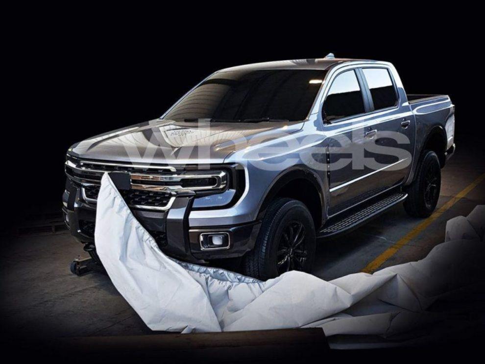 Ford Ranger 2021 [Wheels]