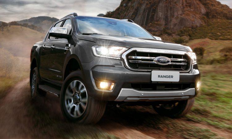 Ford Ranger Limited [divulgação]