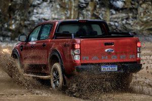 Ford Ranger Storm [divulgação