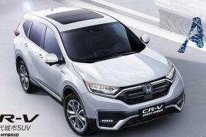 Honda CR-V Sport Hybrid e+ [divulgação]