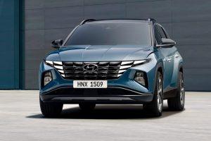 Hyundai Santa Cruz será derivada do Tucson e brigará com Fiat Toro [divulgação]