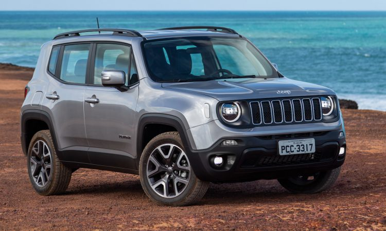 Jeep Renegade [divulgação]