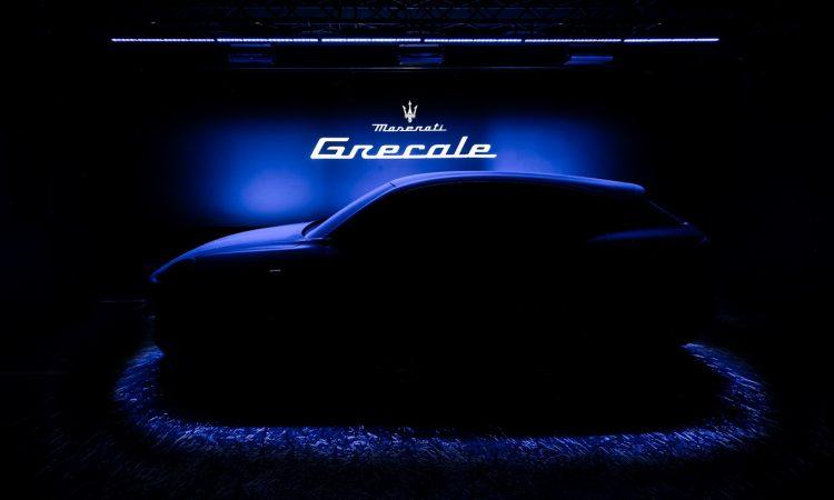 Maserati Grecale [divulgação]