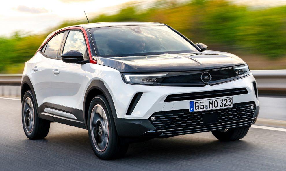 Opel Mokka e Chevrolet Tracker já foram um modelo único [divulgação]