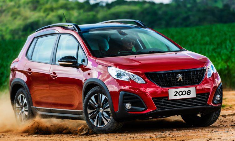 Peugeot 2008 [divulgação]