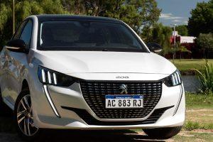 Peugeot 208 2021 [divulgação]