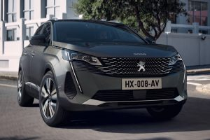 Peugeot 3008 2021 [divulgação]