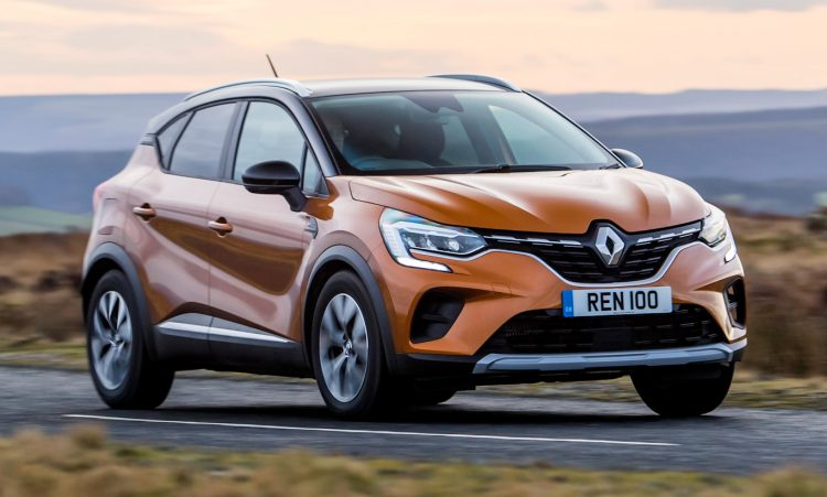 Renault Captur [divulgação]