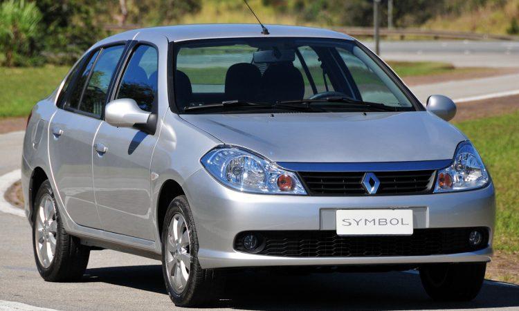 Renault Symbol [divulgação]