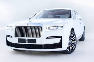 Rolls-Royce Ghost [divulgação]