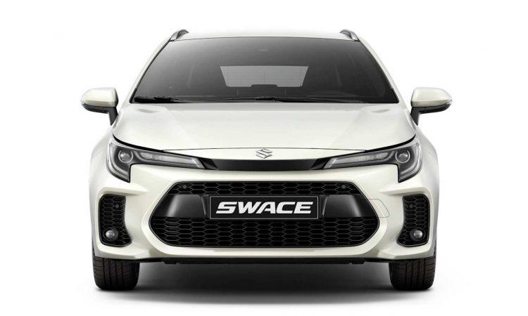 Suzuki Swace [divulgação]