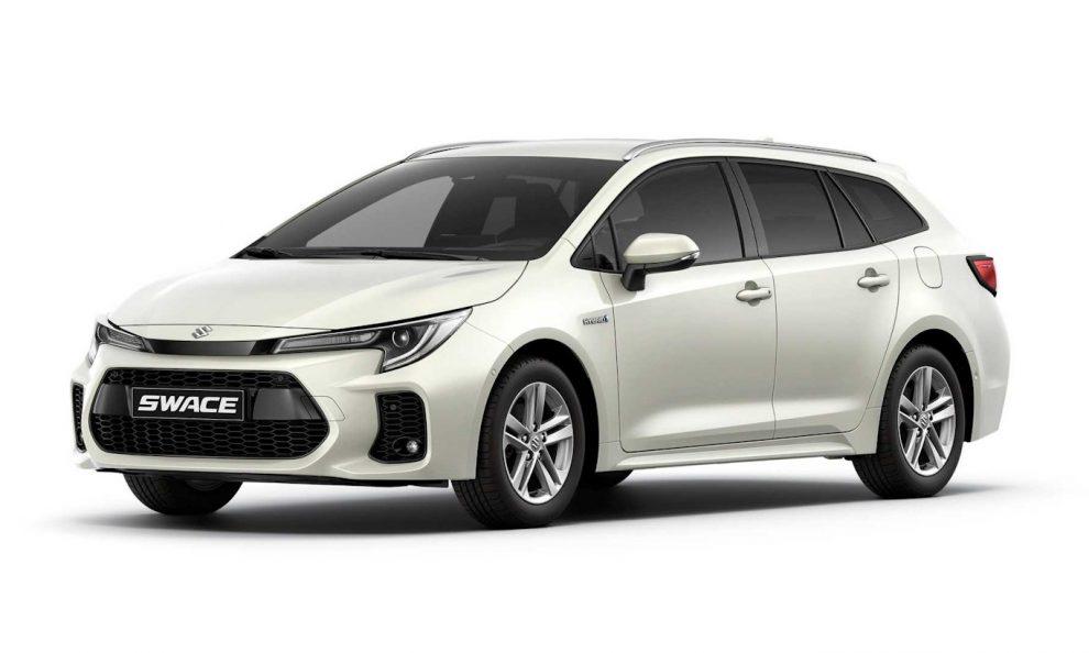 Suzuki Swace é a Toyota Corolla Fielder que não teremos no Brasil [divulgação]