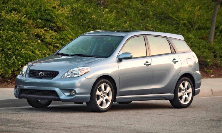 Toyota Corolla Matrix [divulgação]