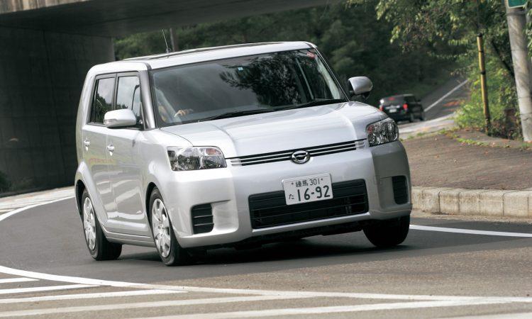 Toyota Corolla Rumion [divulgação]