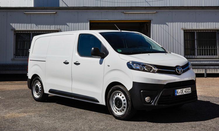 Toyota ProAce [divulgação]
