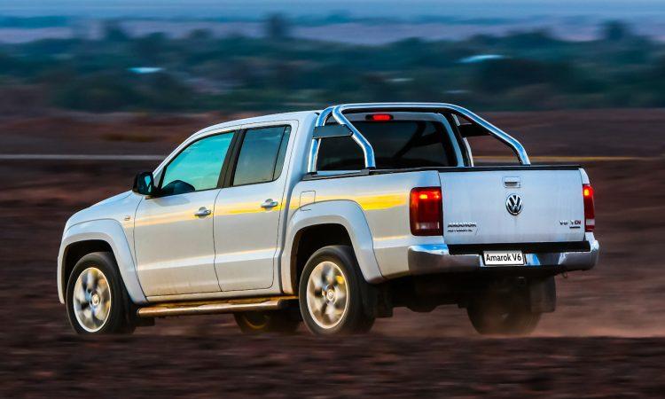 Volkswagen Amarok [divulgação]