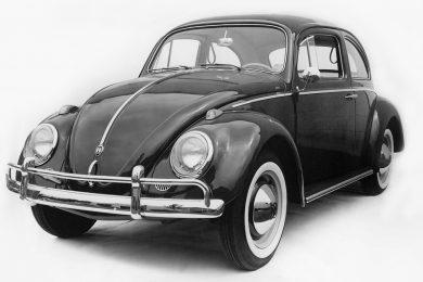 Volkswagen Fusca [divulgação]