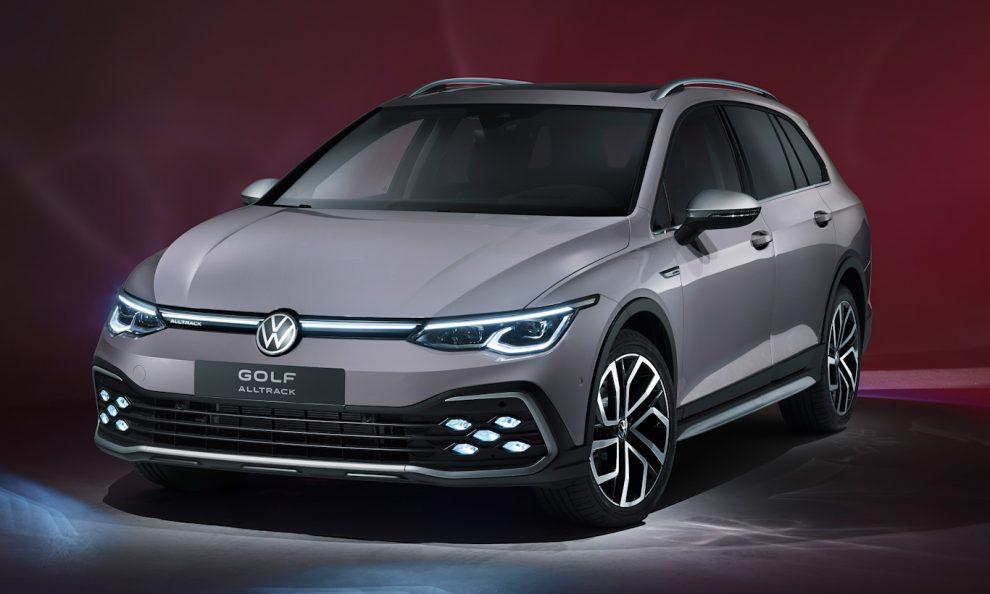 Volkswagen Golf Variant Alltrack [divulgação]