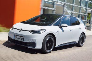 Volkswagen ID.3 [divulgação]