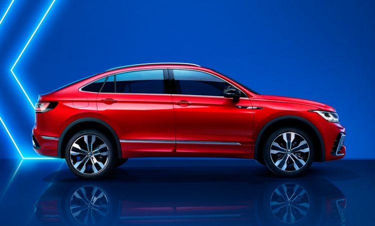 Volkswagen Tiguan X [divulgação]