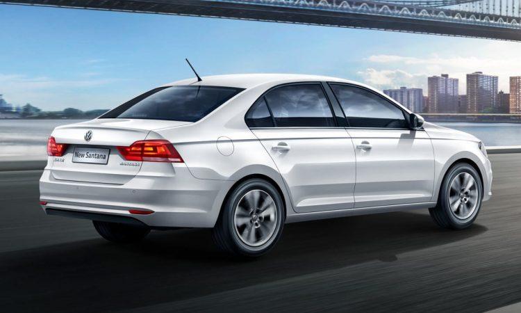 Volkswagen Santana 2021 [divulgação]