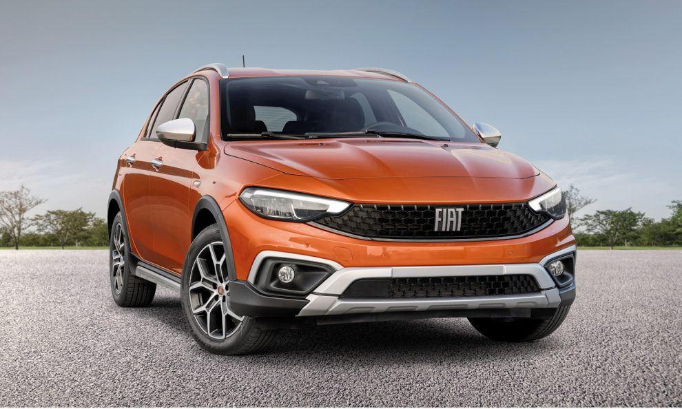 Fiat TIpo Cross 2021 [divulgação]