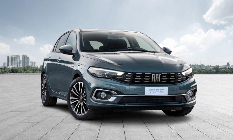 Fiat TIpo 2021 [divulgação]