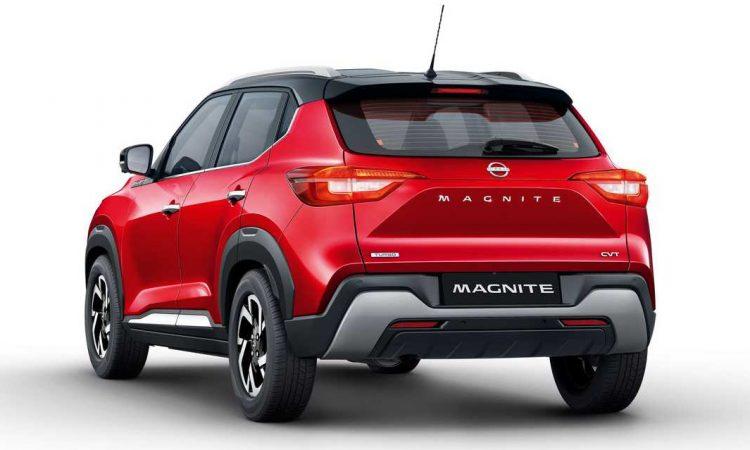 Nissan Magnite [divulgação]