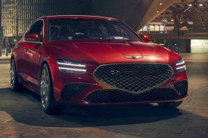 Genesis G70 é o modelo de entrada da marca controlada pela Hyundai [divulgação]