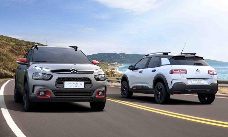 Citroën C4 Cactus C-Series [divulgação]