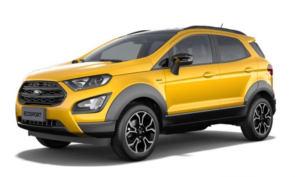 Ford EcoSport Active [divulgação]