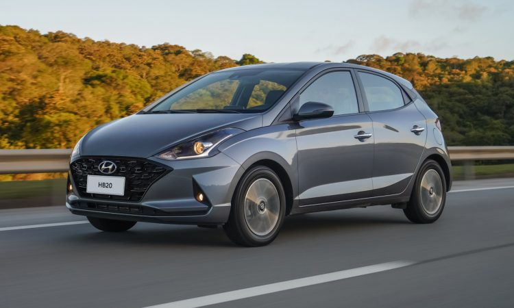 Hyundai HB20 2021 [divulgação]